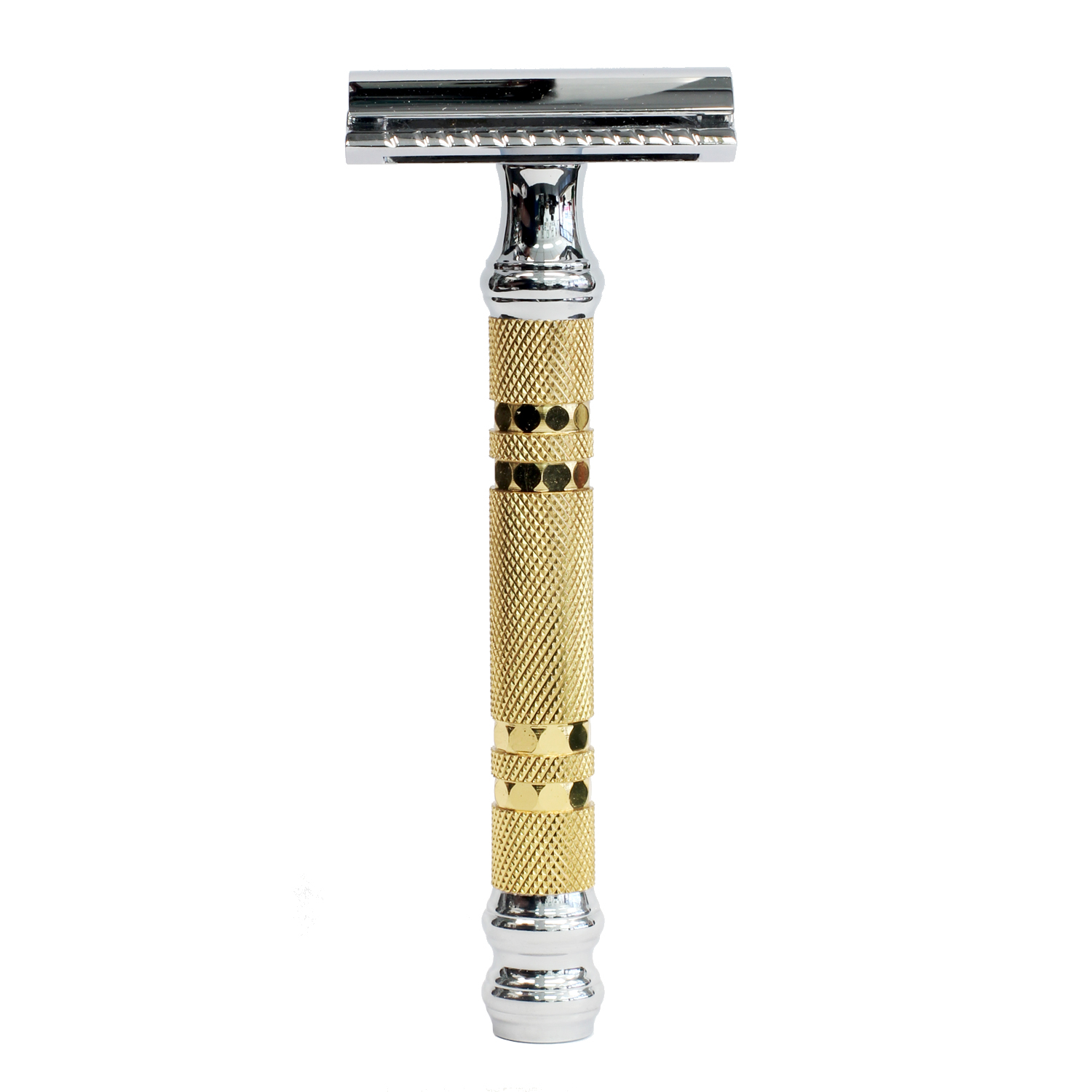 Parker                                     Safety Razor 669CR Gold Razor