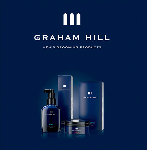 Graham Hill hair products