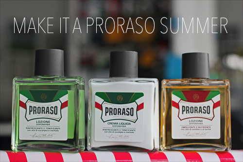 BUY Proraso shaving products